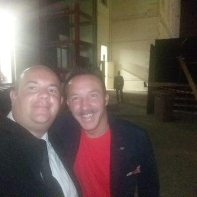 Insieme a Tommaso Terrafino - Cabarettista TV