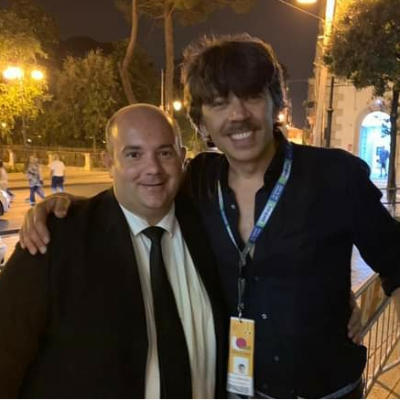 Insieme a Alessandro Bianchi - Cabarettista TV